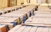 Criciúma recebe revestimentos para o Paço Municipal