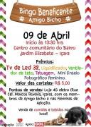 Amigo Bicho promove Bingo Beneficente neste domingo