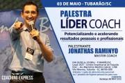 Palestra Líder Coach ocorre nesta quarta-feira em Tubarão