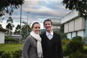 Vanildo e Laura contam suas histórias de amor pela Unesc