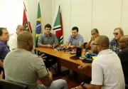 Medalhista olímpico apresenta projeto esportivo à Criciúma