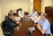 Saretta debate com COSEMS situação da saúde em SC