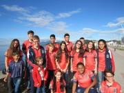 Içara participa do Festival Nacional da Juventude de Xadrez