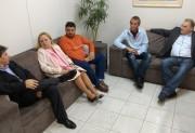 Vereadores de Morro da Fumaça têm encontro com Observatório Social