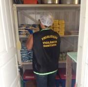 Vigilância Sanitária vistoria escolas no primeiro dia de aula