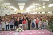 Evento reúne mil mulheres em Jacinto Machado