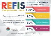 Prefeitura de Forquilhinha concede desconto de dívida ativa