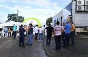 Caminhão Amigo atende moradores do bairro São Sebastião