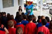 Reciclópolis é apresentado aos alunos de Siderópolis