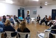 Projeto do CRAS de Siderópolis promove roda de conversa