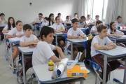 Aulas da rede municipal de ensino são iniciadas em Urussanga