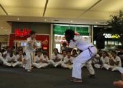 Encontro de Capoeira promove batizado e troca de cordas