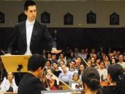 """Orquestra Unisul faz apresentação """"Especial Vivaldi"""""""
