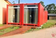 Hotel container é a mais nova aposta do Caverá