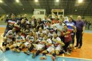 Siderópolis futsal realiza seu primeiro jogo-treino do ano