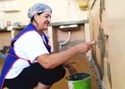 Comunidade realiza mutirão de limpeza e manutenção