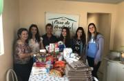 Projeto Solidário atinge objetivos na Casa da Acolhida