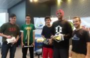 Campeonato de Fifa 17 premiou os melhores gamers