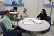 CEF assina contrato no Programa Minha Casa, Minha Vida