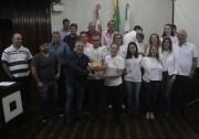 Legislativo de Morro da Fumaça presta homenagem ao MPPAZ