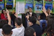Museu de Zoologia da Unesc abre exposição Olimpíada Animal