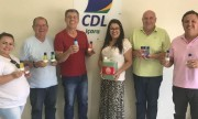 CDL adere a marca da Comunidade Terapêutica Feminina