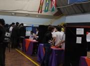 Estudantes trazem projetos científicos e sustentáveis