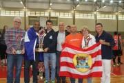 Joinville é campeão dos Joguinhos Abertos de SC em Caçador