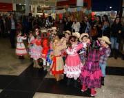 Solidariedade e diversão no Arraial do Criciúma Shopping
