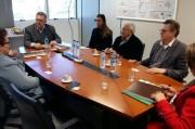 Hospital busca apoio da Celesc e da SCGás para projetos