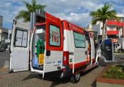Siderópolis recebe nova ambulância para o SAMU