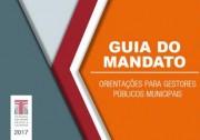 """TCE/SC disponibiliza """"Guia do Mandato"""" com orientações"""
