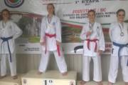 Cocal participa da 1ª Etapa do Ranking de Karatê em Joinville