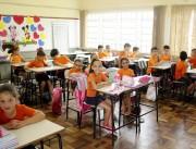 Alunos da rede municipal de Criciúma retornam às aulas