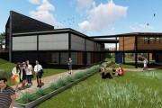 Ex-aluna da Unesc é premiada no Saint-Gobain de Arquitetura