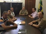 Governo de Maracajá atende reivindicações da Polícia Militar
