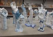 Obras criadas por alunos de Artes Visuais viram exposição