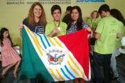 Cocal recebe 2ª medalha de ouro nas Olimpíadas Brasileira