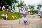 Cocal do Sul recebe milhares de visitantes nesta Páscoa
