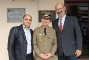 Unisul TV recebe Troféu Amigo do 28° Batalhão da PM