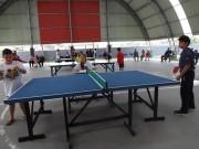 Tênis de Mesa: 1ª etapa reúne quase 100 alunos em Cocal