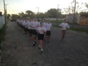 BPM de Araranguá inicia Curso de Formação de Soldados