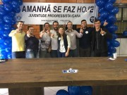 Nova executiva da Juventude Progressista toma posse