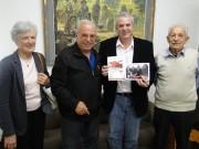 Italiano demonstra interesse em instalar escola de gelato