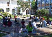 Udesc tem oficina de meditação aberta à comunidade nesta terça
