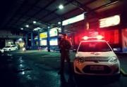 Polícia se faz presente no Terminal Rodoviário de Araranguá
