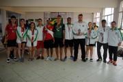 Criciúma é vice-campeã dos Joguinhos Abertos de Santa Catarina