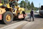 Operação tapa-buracos é realizado no município de Criciúma