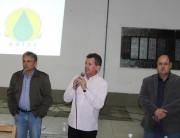 Prefeito e vice de Nova Veneza participam de Assembleia Ordinária