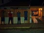 PM de Arroio do Silva lavra TC por desobediência e desacato